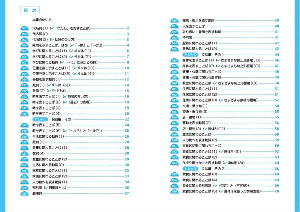 韓国 語 基本 単語